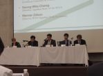 Prof. Heng Wang spoke at Asian International Economic Law Network (AIELN) III Seoul Conference.