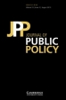 Policy Beyond Politics? Party politics, public opinion and the French pro-nuclear energy policy.