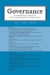 Modes of Regulatory Governance: A Political Economy Perspective.