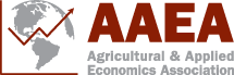 Presentation at Agricultural & Applied Economics Association Conference, Chicago, IL, Jul 30 - Aug 1, 2017.