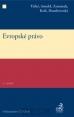 Tichy, L., Arnold, R., Zemanek, J., Kral, R., Dumbrovsky, T., Evropské právo (European Law), 5th ed. C.H. Beck, Prague 2014..