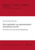 Dumbrovsky, T., 'In the Name of the Republic': Constitutional Courts and European Union Legitimacy..