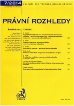 Tichy, L., Dumbrovsky, T., Ústavní soud ČR mezi dvěma právními řády: od interpozice knové evropské doktríně..
