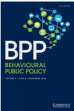 Three challenges for behavioural science and policy: the empirical, the normative and the political. Lepenies, R., MacKay, K. and Quigley, M., 2018. Three challenges for behavioural science and policy: the empirical, the normative and the political. Behav.