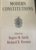 Chapter published in Smith and Beeman (eds.), Modern Constitutions (2020).