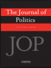 New article on dualizaton and social policy preferences in the Journal of Politics.