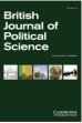 Article in BJPolS on Parties and welfare states.