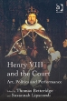 Performing Henry at the court of Rome.